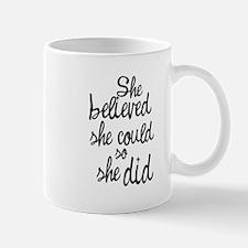 Believed Mugs