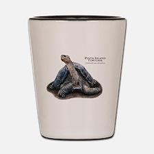 Pinta Island Tortoise Shot Glass