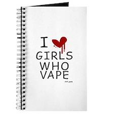 I Heart Girls Journal