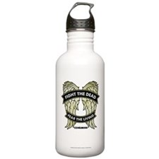 Daryl Dixon Wings Water Bottle