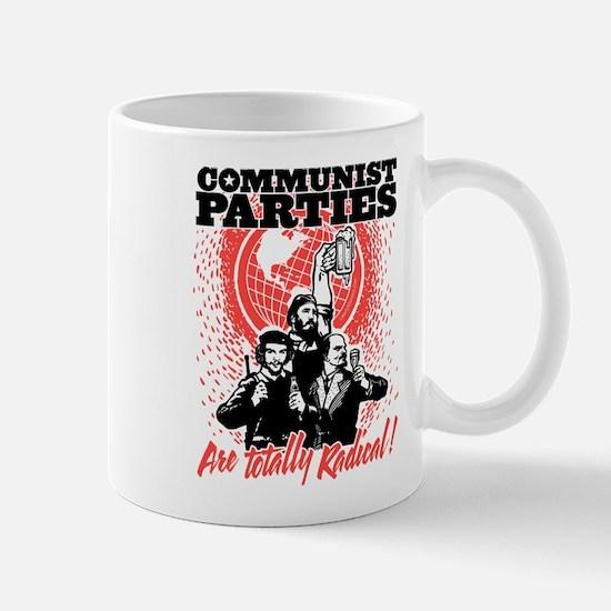 Communist Parties Mugs