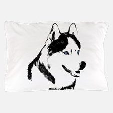 Husky Pillow Case Siberian Husky Dog Pillow Case