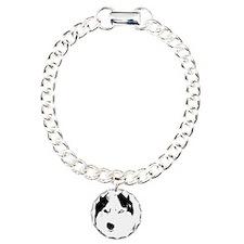 Siberian Husky Bracelet Sled Dog Necklace Jewelry