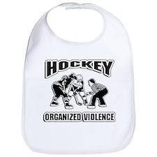 Hockey Organized Violence Bib
