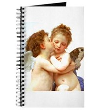 Cupids Kiss by Bouguereau Journal