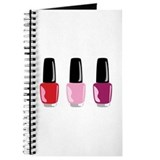 Nail polish Journals & Spiral Notebooks