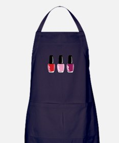 Nail Polish Apron (dark)