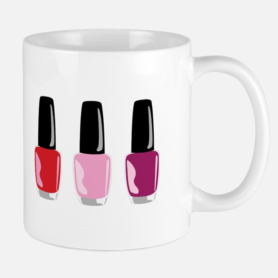 Nail Polish Mugs
