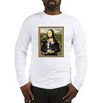 Mona & her Boston Ter Long Sleeve T-Shirt
