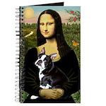 Mona & her Boston Ter Journal