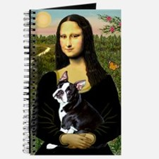 Mona & her Boston Ter Journal