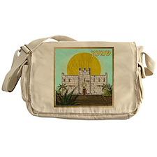 12 Tribes Israel Simeon Messenger Bag