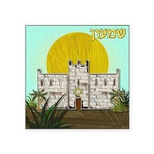 12 Tribes Israel Simeon Sticker
