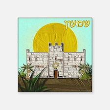 12 Tribes Israel Simeon Sticker