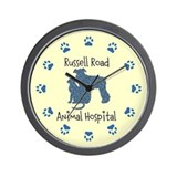 Animal hospital Wall Clocks