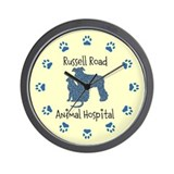 Veterinarian Wall Clocks