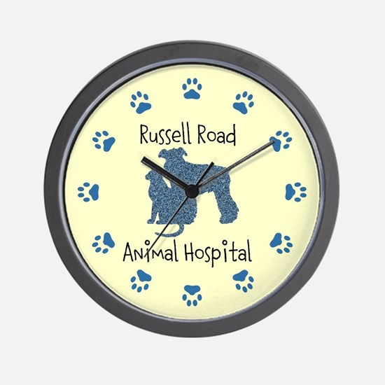 Personalized Pet Clock 1111 Wall Clock