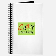 Crazy Cat Lady Collection Journal