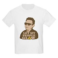 Kim Jong Il: Let my people Glow T-Shirt