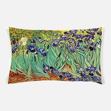 Irises by Vincent van Gogh 1889 Pillow Case