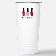 Nail Technician Travel Mug