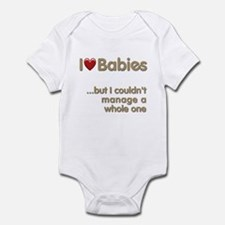 The Baby Catcher's Infant Bodysuit