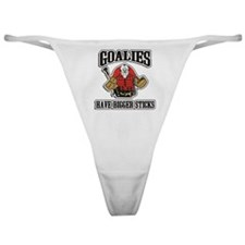 Hockey Goalie Classic Thong