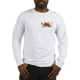 Maryland crab Long Sleeve T-shirts