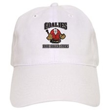 Hockey Goalie Baseball Cap