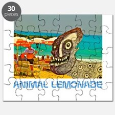 Dog Day at the Beach Puzzle
