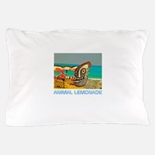 Dog Day at the Beach Pillow Case