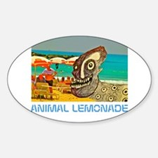 Dog Day at the Beach Decal