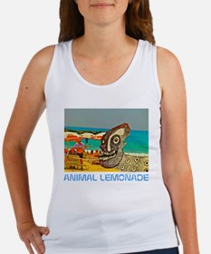 Dog Day at the Beach Women's Tank Top
