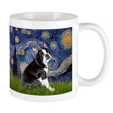 Starry Night Boston Ter Mug