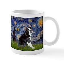 Starry Night Boston Ter Small Mugs
