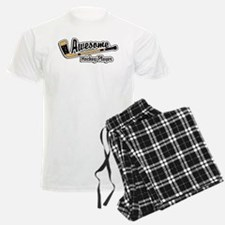 Hockey Player Pajamas