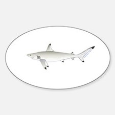 Blacktip Shark Decal