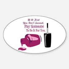 Pay Someone Decal