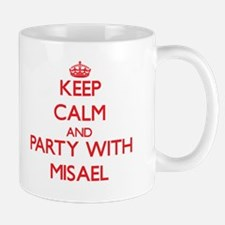 Keep Calm and Party with Misael Mugs