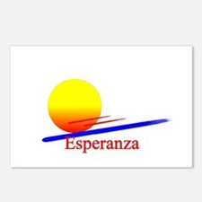 Esperanza Postcards (Package of 8)
