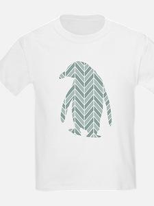 Chevron Penguin T-Shirt