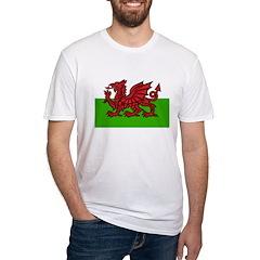 Red Welsh Dragon Shirt