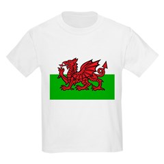 Red Welsh Dragon T-Shirt