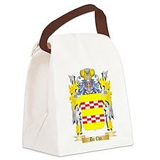Da Cha Canvas Lunch Bag