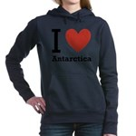 i-love-antartica-light-tee.png Hooded Sweatshirt