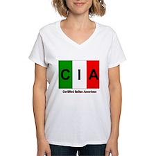 CIA Certified Italian America Shirt