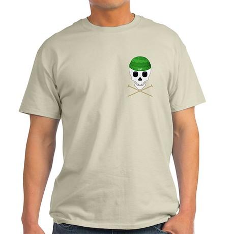 Knit Skull Cap Light T-Shirt