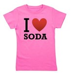 i-love-soda.png Girl's Tee