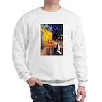 Cafe & Boston Terrie Sweatshirt