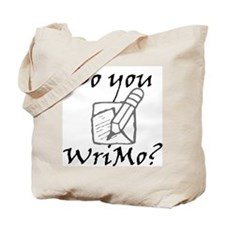 Do You WriMo? Tote Bag